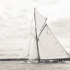 Mariquita and the Westward & Pendennis Cup Regattas