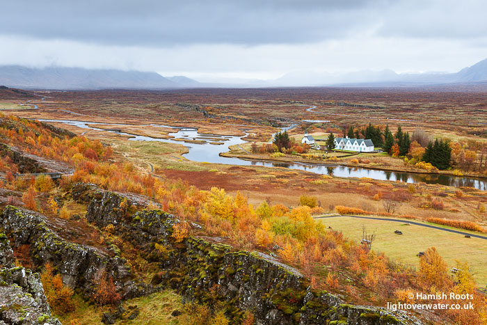 Thingvellir Autumn