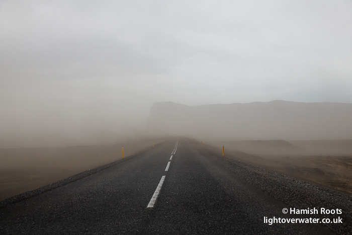 Icelandic Dust Storm